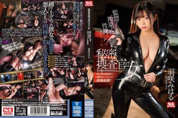 JAV HD SSNI-771 Woman Of Secret Investigator Confined! Restraint! Sex Torture! The Beauty Agent Spirit Collapses In Every Shame! !! Miharu Hasaki