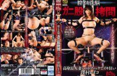 JAV HD DDOB-078 Vagina Iki Brainwashing Crab Crotch Torture Tall Married Woman Hard Fucking Mad Crazy Reiko Sawamura