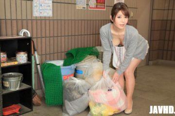 JAV HD No Bra Wife Who Disturbs Order ~ Ayano Honjo