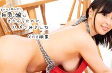 JAV HD Busty Housekeeper With No Underwear Cleans My Dick – Momoka Ogawa