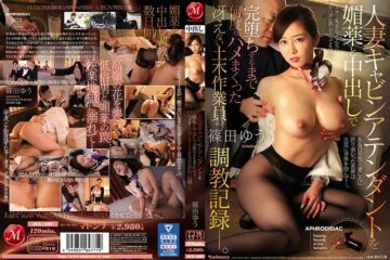 JAV HD JUL-499 Training Record Of A Dull Civil Engineer Who Has Been Squirming Many Times Until The Married Woman Cabin Attendant Is Completely Fallen With Aphrodisiac And Vaginal Cum Shot. Shinoda Yu