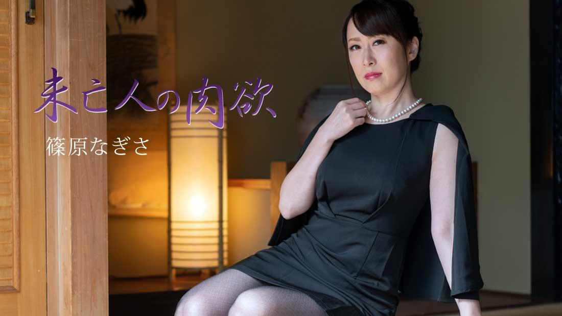 Hasrat Seksual Janda Vol. 3 – Nagisa Shinohara