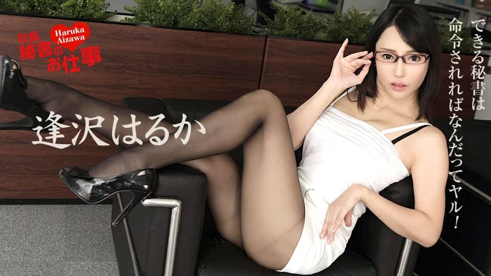 Tugas Sekretaris Presiden Vol.11 – Haruka Aizawa
