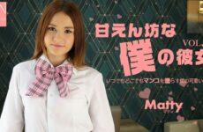 JAV HD Sweet My Baby Vol2 / Matty